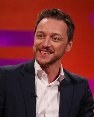 James McAvoy was among the signatories (Isabel Infantes/PA)