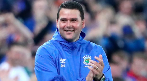 Linfield boss David Healy created another special night at Windsor Park.