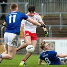 Getting there: Conall McCann believes Tyrone can improve