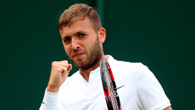 Wild child: Dan Evans admits his past antics let down a lot of people