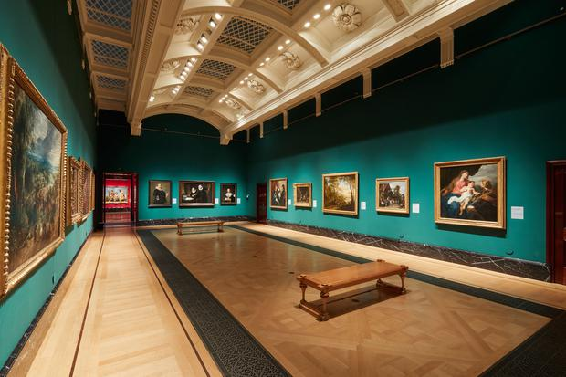 Masterpieces exhibition The Queen's Gallery, Buckingham Palace (Royal Collection Trust/PA)