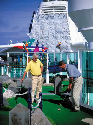 Crazy golf could make the sport more appealing