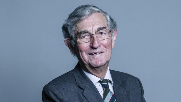 Ulster Unionist peer Lord Rogan. Picture: UK Parliament