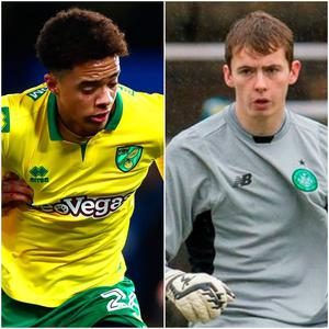 Jamal Lewis and Conor Hazard have been included in the latest Northern Ireland squad.