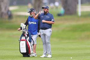 Setting goals: Shane Lowry is content with his current form