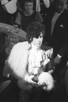 File photo dated 12/02/85 of Prince who has died at the age of 57, his publicist said. PRESS ASSOCIATION Photo. Issue date: Thursday April 21, 2016. His body was discovered at his Paisley Park compound in Minnesota, where his recording studio is located early on Thursday. See PA story DEATH Prince. Photo credit should read: PA Wire