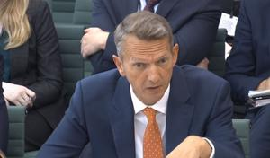 Andy Haldane is chief economist at the Bank of England (House of Commons/PA)