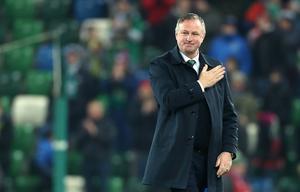 Michael O'Neill's Northern Ireland journey looks to be over