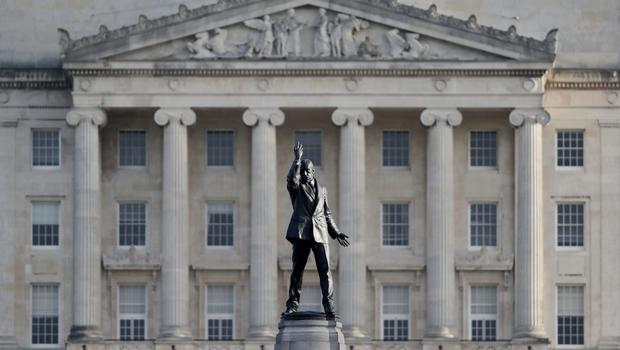 Despite the UK Parliament passing the Corporation Tax (Northern Ireland) Act in 2015, powers to devolve corporation tax rate-setting powers to the Northern Ireland Assembly have yet to be used (Niall Carson/PA)