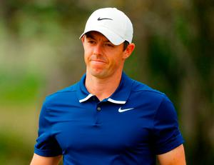 Rory McIlroy has encouraged the PGA Tour to shut down if it is in the best interests of public safety