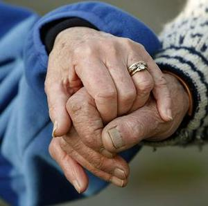 The number of older people in Northern Ireland is rising so steadily that it is expected to overtake that of children by 2027, according to a new report