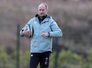 Mike Catt has come in for criticism following some of Ireland's recent displays