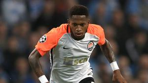 Manchester City are unlikely to sign Shakhtar Donetsk's Fred, according to reports (Mike Egerton/Empics/PA)