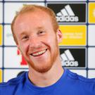 Liam Boyce has scored eight League One goals so far this term.