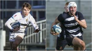 RS Armagh and Wallace High School will share the Schools' Cup trophy.