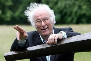File photo dated 20/06/06 of Seamus Heaney who has died aged 74