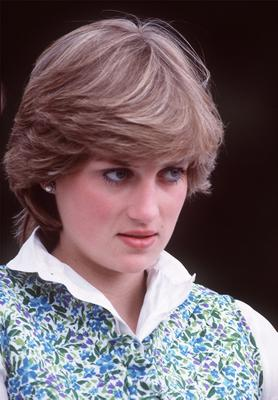 1981: This undated photo shows Diana, Princess of Wales at a polo match before she married in 1981. Diana told of a lonely existence in her married life to Prince Charles in audio tapes aired by the U.S. television network NBC on March 4, 2004.
