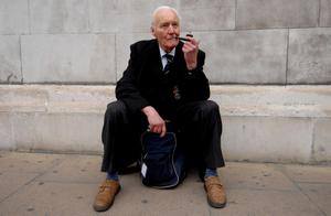 File photo dated 08/10/07 of Tony Benn. The veteran politician died at home today at the age of 88, his family said in a statement.   PRESS ASSOCIATION Photo. Issue date: Friday March 14, 2014. See PA story DEATH Benn. Photo credit should read: Stephen Kelly/PA Wire