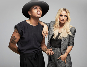 In spotlight: Evan Ross and Ashlee Simpson's TV series records the making of their new EP