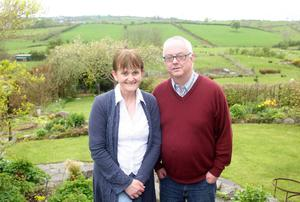 Northern Ireland- 20th May 2013 Mandatory Credit - Photo-Jonathan Porter/Presseye.  Foster parents John and Mary McGrane pictured at their home outside Keady in Co. Armagh.