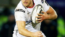 On the up: Chris Henry says Ulster's recent form proves they can bring silverware to the Kingspan