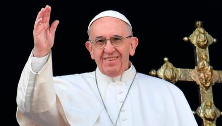Pope Francis has given sound advice to us all this Christmas