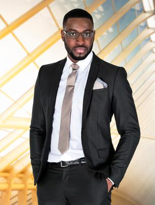 "Samuel Boateng Age: 27 Occupation: Sales Manager, Major Car Brand Lives: London  Samuel is responsible for managing and generating new business for over 700 businesses across London. He regards his ability in developing new and innovative ideas to be his strongest business skill. He says he has excellent public speaking abilities and admits he will be 'on the charm offensive', but doesn't want to seem an easy target.  He says: ""My creativity, my passion, my charm, and my likeability all roll into one, creating one perfect guy."""