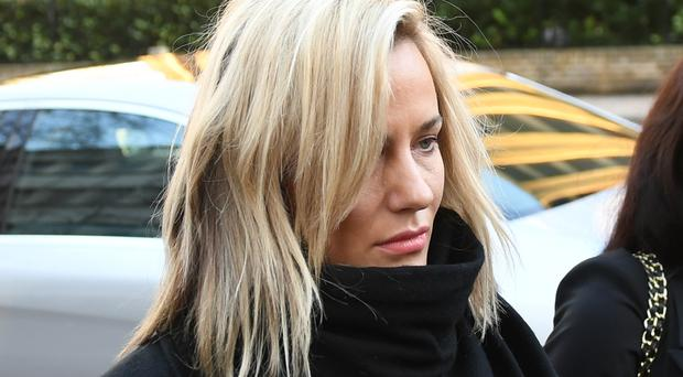 Caroline Flack says she will not be silenced following not guilty plea