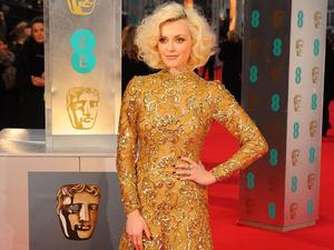Fearne Cotton arriving at The EE British Academy Film Awards 2014, at the Royal Opera House, Bow Street, London. PRESS ASSOCIATION Photo. Picture date: Sunday February 16, 2014. See PA story SHOWBIZ Bafta. Photo credit should read: Dominic Lipinski/PA Wire