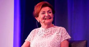 Resigned: Breege O'Donoghue travelled to Spain