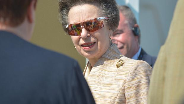 HRH Princess Anne visits the Balmoral Show today. Photo by Aaron McCracken   RUAS/No Repro Fee
