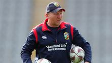 Challenge: Neil Jenkins knows Lions must hit new heights