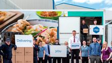 Lynas has opened its first pop-up in Carryduff