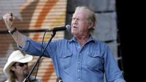 Billy Joe Shaver, who penned songs for Waylon Jennings, Willie Nelson and Bobby Bare, has died (Jason DeCrow/AP)