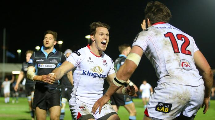 Watch Heres How Ulster Rugbys Star Men Deal With Stress