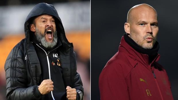 Wolves manager Nuno Espirito Santo and current interim boss Freddie Ljungberg are the early favourites to take over on a permanent basis.