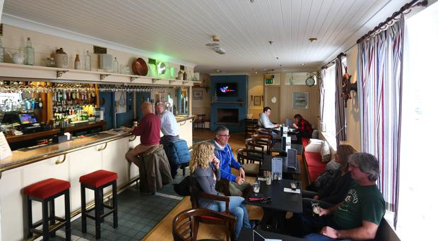 The Portaferry Hotel is back