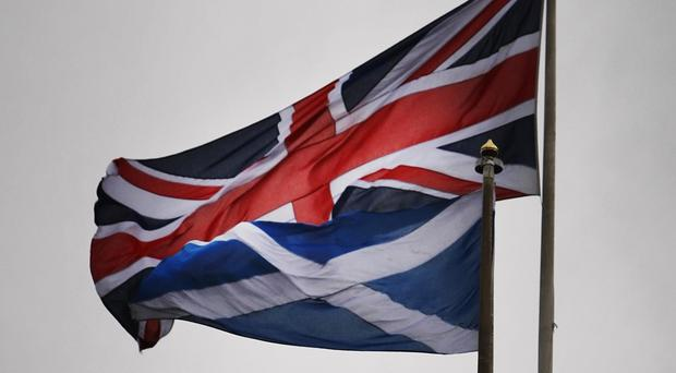 A Romanian man detained in breach of a deportation order thought Scotland was not part of the United Kingdom.