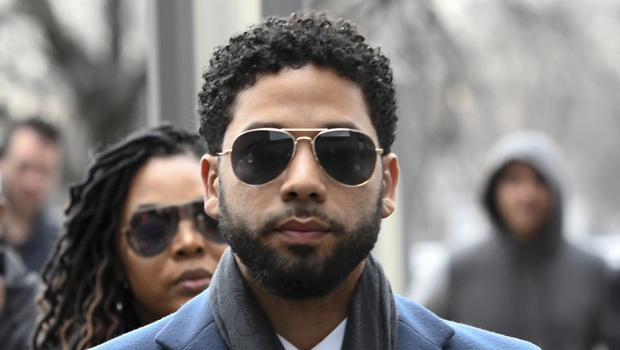 Empire actor Jussie Smollett (Matt Marton/AP)