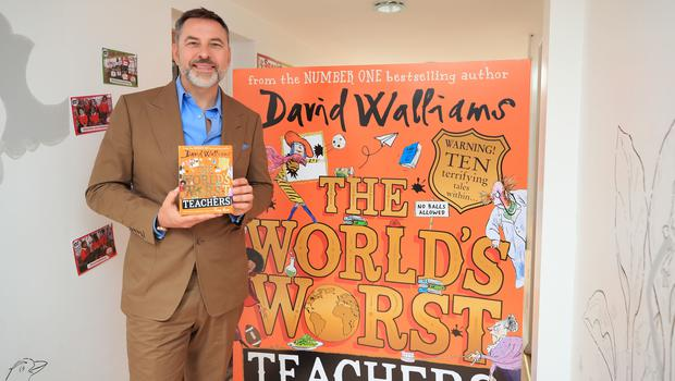 Walliams has written more than a dozen books for young readers (Peter Byrne/PA)