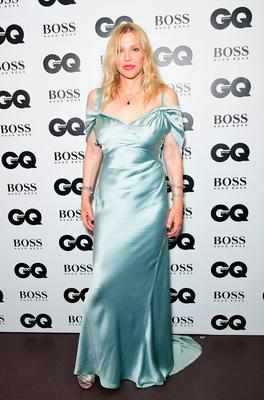 Courtney Love during the GQ Men of the Year Awards 2017 held at the Tate Modern, London. PRESS ASSOCIATION Photo. Picture date: Tueday September 5th, 2017. Photo credit should read: Ian West/PA Wire