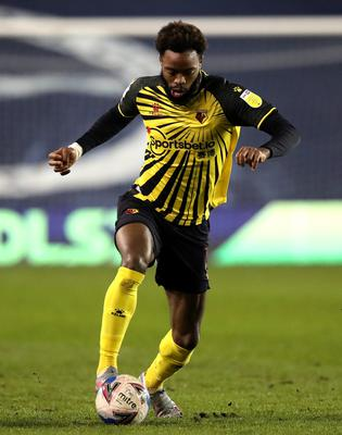 Watford's Nathaniel Chalobah has been linked with Leicester (Aaron Chown/PA).