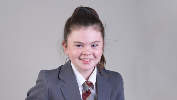 Newry teenager Abbie Nummy died in a farm accident. PACEMAKER BELFAST  02/12/2019