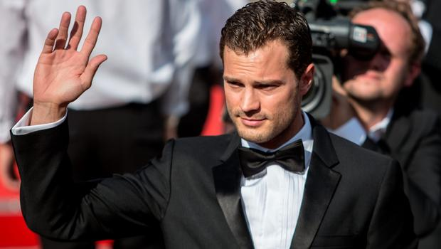 Jamie Dornan attending at the opening ceremony of the 51st Karlovy Vary International Film Festival (KVIFF) on July 1, 2016 in Karlovy Vary, Czech Republic.  (Photo by Matej Divizna/Getty Images)