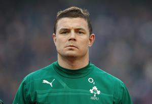 Brian O'Driscoll is set to feature against England tomorrow