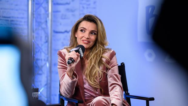 Nadine Coyle (Photo by Joe Maher/Getty Images)