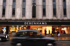The administration of Arcadia Group and the prospect of the closure of Debenhams stores seem to mark last orders for the high street as we know it
