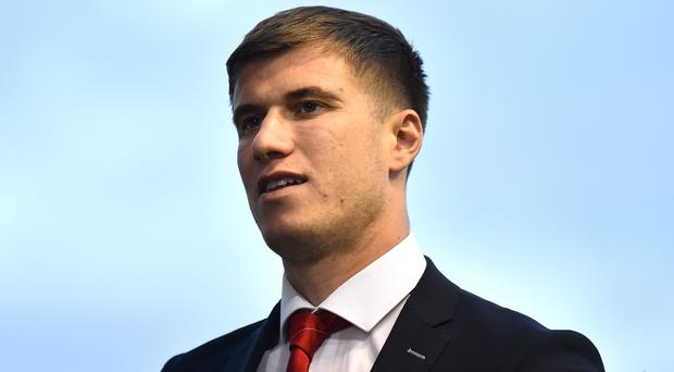 Middlesbrough's Paddy McNair