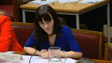Infrastructure Minister Nichola Mallon. Picture: NI Assembly