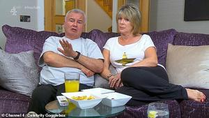 Eamonn Holmes fired criticism at Gogglebox bosses for their 'idiotic and cruel' choice to air a clip of him laughing and joking instead of discussing his father's death